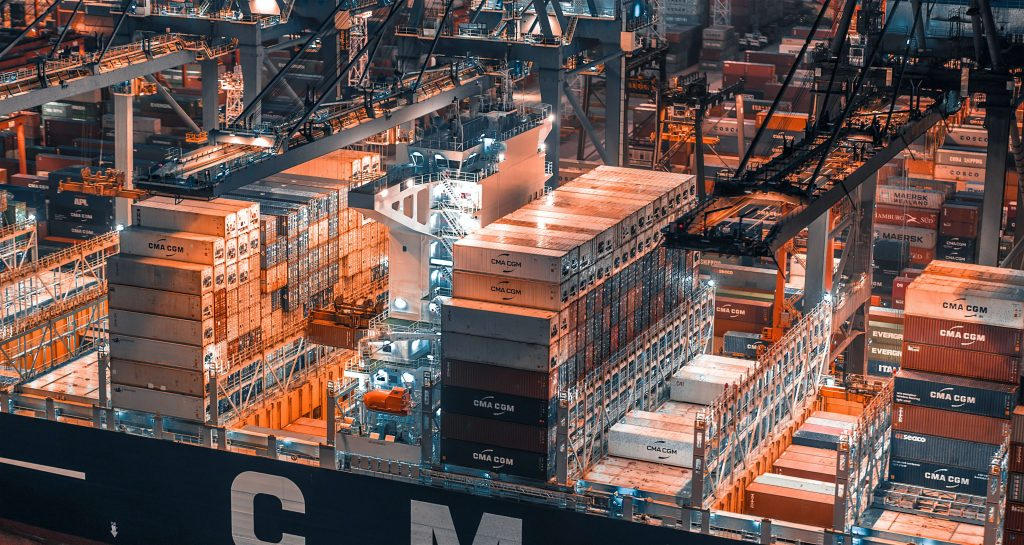Managing warehouese and shipping with an ERP system